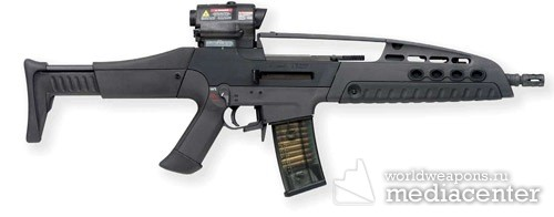 XM8 Lightweight Assault Rifle